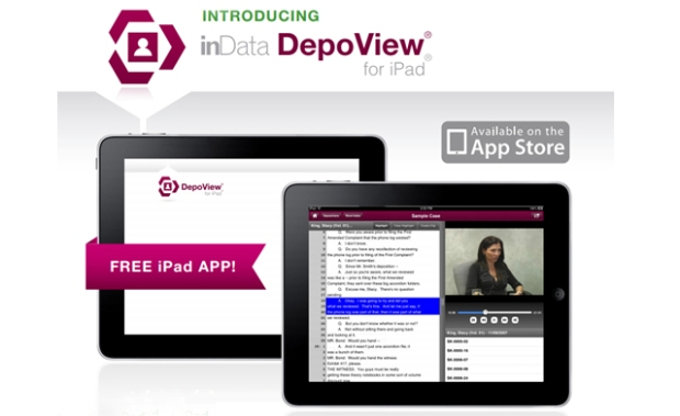 DepoView for iPad